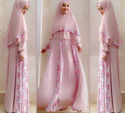 Pakaian Hijab Syar'i Bagi Remaja