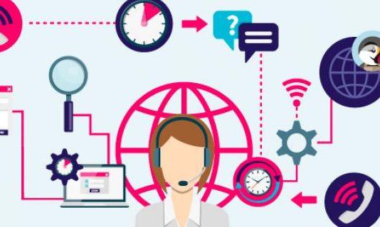 aplikasi layanan pelanggan